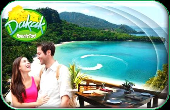 DAKAK Beach Resort  Hiace Van Rental in Iligan City Call2241382